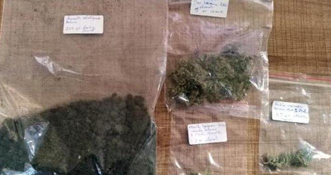 Gaziantep'te uyuşturucuya gözaltı