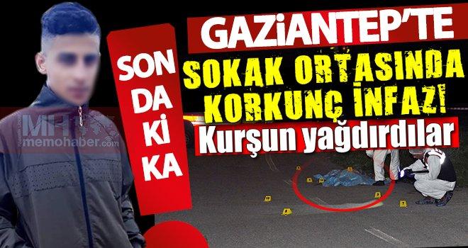 Gaziantep'te vahşet saldırı! Önce dövdüler sonra kurşuna...