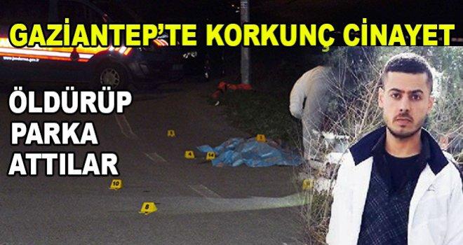 Gaziantep'te vahşice cinayet! Cesedi piknikçiler buldu