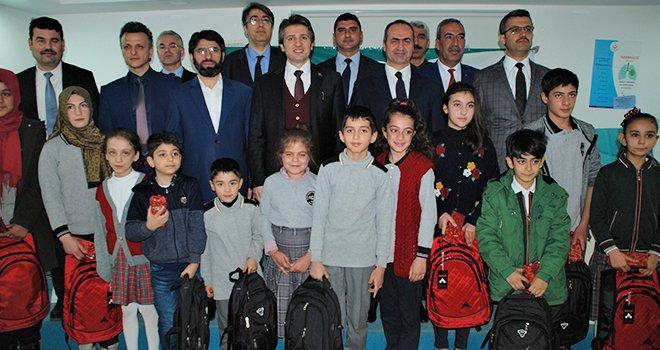 Gaziantep'te Verem Haftası etkinliği