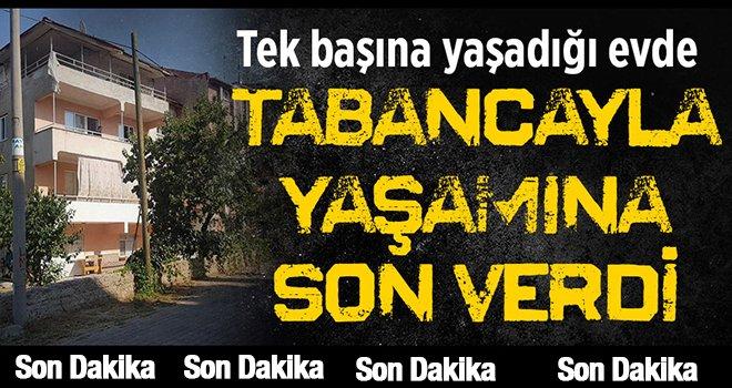 Gaziantep'te intihar! İşsizlik ölüme götürdü...