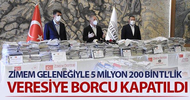 Gaziantep'teki 29 bin 500 ailenin bakkal ve pide fırını borcu ödendi