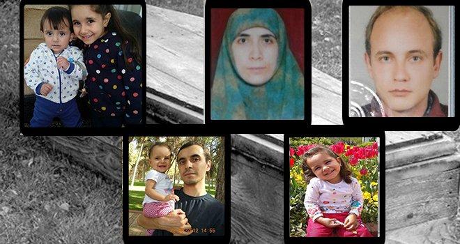 Gaziantep'teki kazada ölen 5 kişinin kimlikleri belirlendi