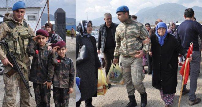 Gaziantep'ten Afrin'e girecek özel harekatçılar hazır