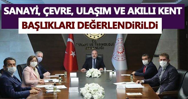 Gaziantep'ten Ankara'ya yatırım çıkarması