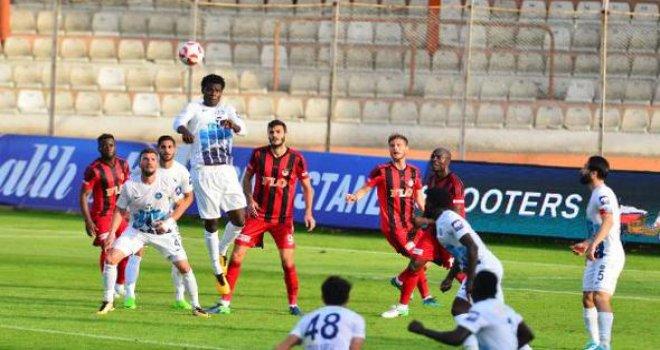 Gazişehir Adana deplasmanından 1 puanla döndü 2-2
