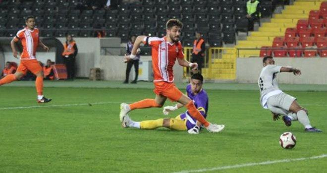 Gazişehir Adanaspor'u 4'ledi:4-1