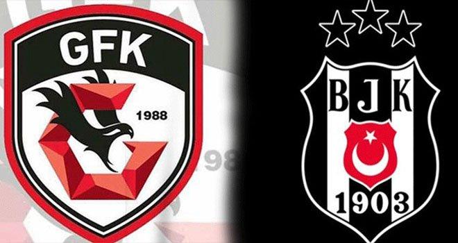 Gazişehir Gaziantep - Beşiktaş maçı hakemi belirlendi!