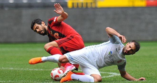 Gazişehir Gaziantep – Balıkesir Baltok: 0-1