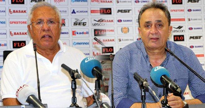 Gazişehir Gaziantep-Gaziantepspor maçının ardından