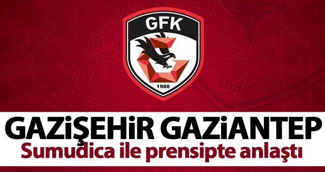 Gazişehir Gaziantep, Sumudica ile anlaştı