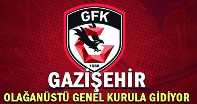 Gazişehir'de  Olağanüstü Genel Kurul kararı