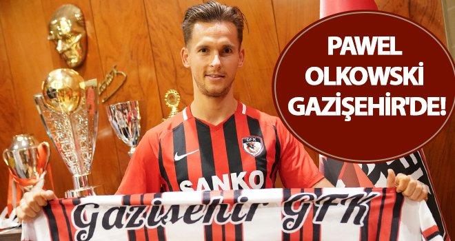 Gazişehir'e süper transfer: Polanya'lı Pawel Olkowski ile anlaşıldı