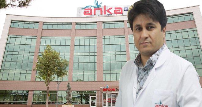Geçmeyen ağrılara çare, Anka Hastanesi