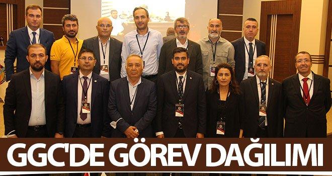 GGC'de ustalık dönemi, görev dağılımı ile başladı