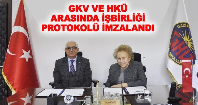 GKV ve HKÜ arasında önemli adım!