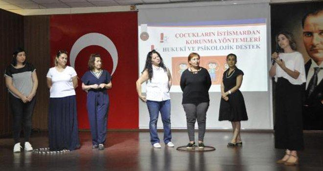 GKV'de çocuk istismarının önlenmesi semineri