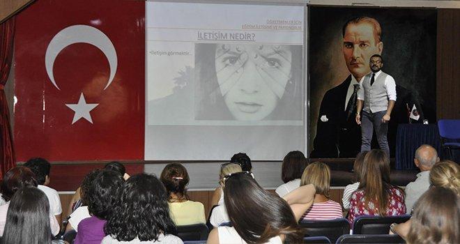GKV'de Etkili Eğitim İletişimi Ve Farkındalık söyleşisi