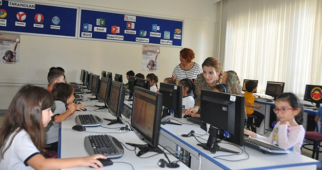 GKV'de kodlama eğitimi ana sınıfından başlıyor