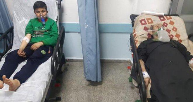 Görme engelli çocuğun İmdat çığlığı: Kendini ve dedesini kurtardı