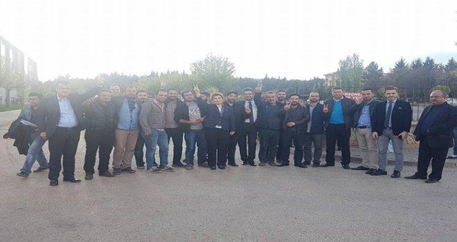 Gözaltındaki CHP'li gençler serbest