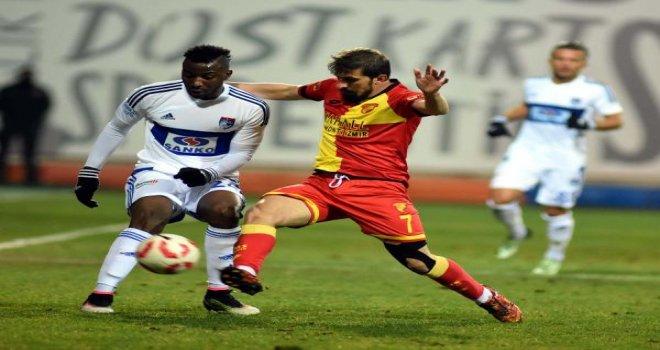 Göztepe-Gaziantep Büyükşehir Belediyespor: 2-2