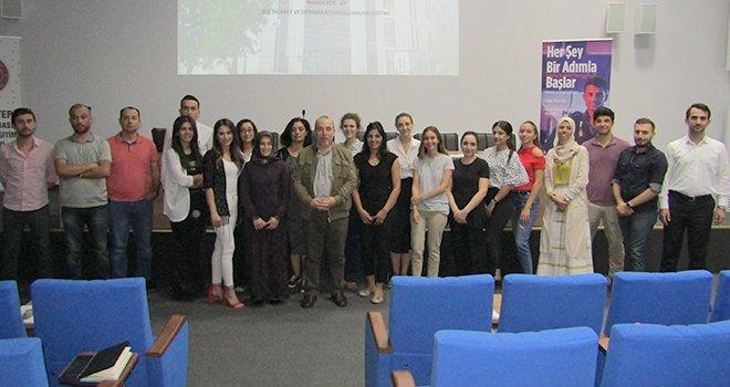 GSO'da 'Dış Ticaret ve İstihbarat Uygulama Eğitimi'