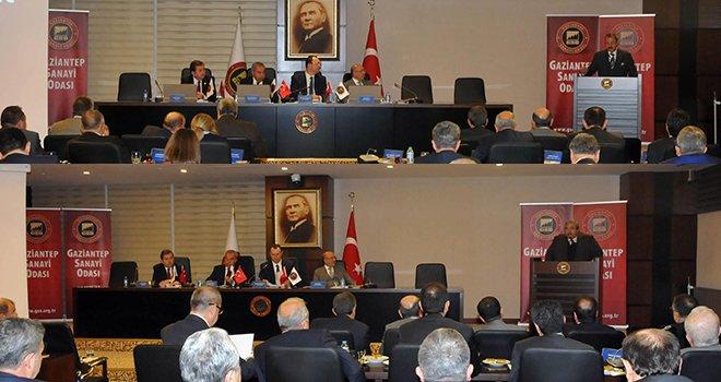 GSO'da seçim öncesi son meclis toplantısı yapıldı