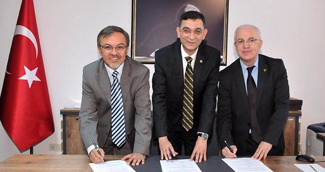 GSOMEM ile ODTÜ arasında işbirliği protokolü