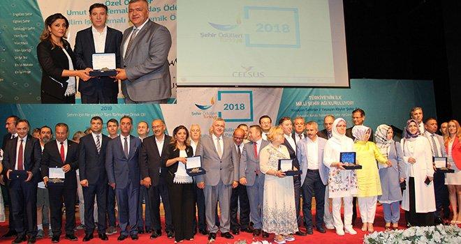 GTB, Coğrafi işarette büyük ödülü Gaziantep'e İzmir'den getirdi.