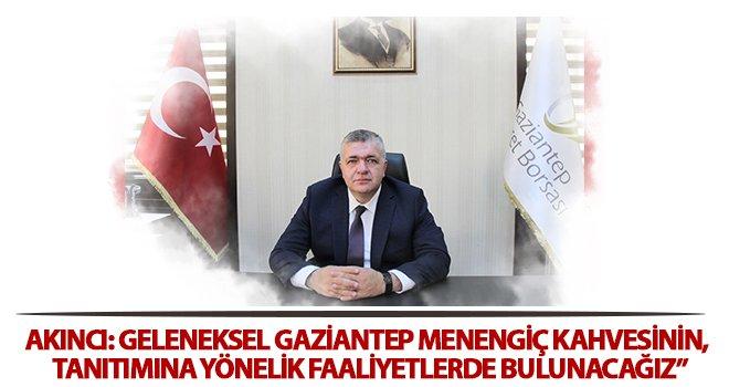 GTB, Gaziantep 'Menengiç Kahvesini' tanıtacak