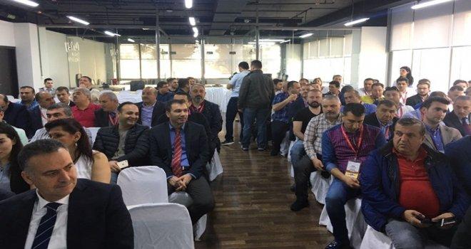 GTB heyeti, 'Dubai'de iş fırsatları' konulu seminere katıldı