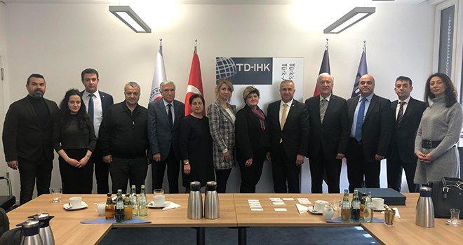 GTO, Berlin turizm fuarı'nda Gaziantep'i tanıttı