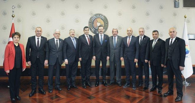 GTO Gaziantep için Ankara'ya gitti