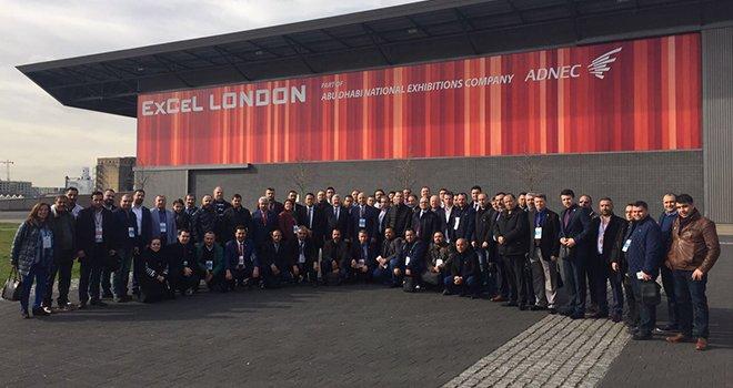 GTO üyelerinden Londra-ECOBUILD yapı fuarına çıkarma