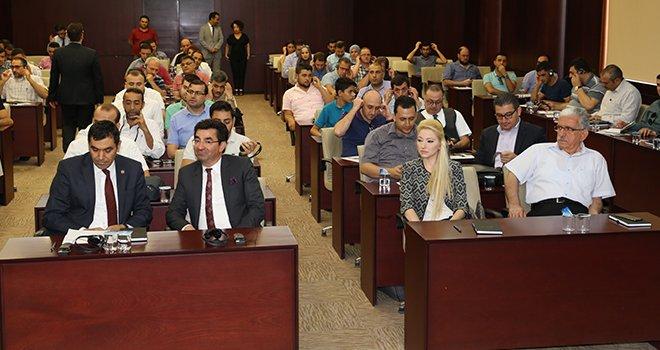 GTO'da Suriyeli üye firmalara istişare toplantısı