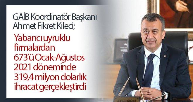 Güneydoğu Anadolu'da 1.399 yabancı uyruklu firma faaliyet gösteriyor