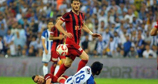 Gazişehir Gaziantep FK - BB Erzurumspor: 4-5 (Penaltılarla)