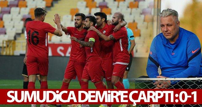 Hazırlık maçı: Yeni Malatyaspor: 0 - Gaziantep FK: 1