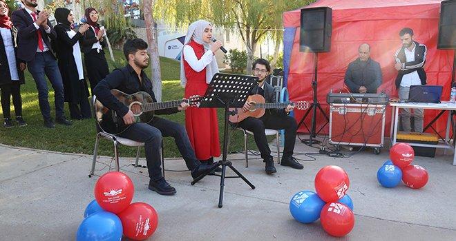 HKÜ'den Dünya Engelliler Günü etkinliği