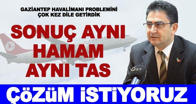 Hocaoğlu: Milletvekillerimizi Gaziantep için göreve çağırıyoruz