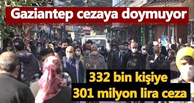 İhlalcilere af yok! 332 bin kişiye 301 milyon lira ceza