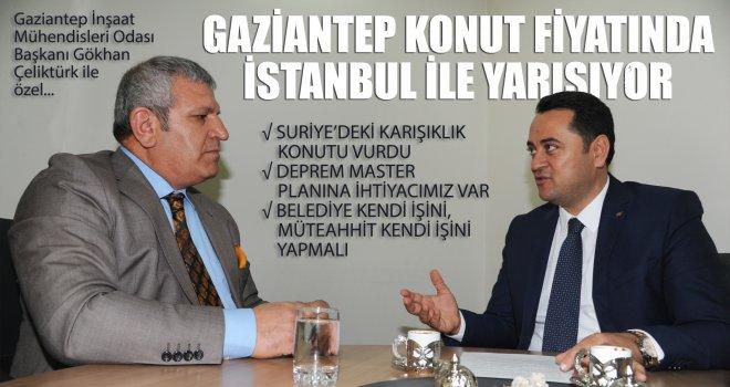 İMO Başkanı Çeliktürk'ten flaş açıklamalar...