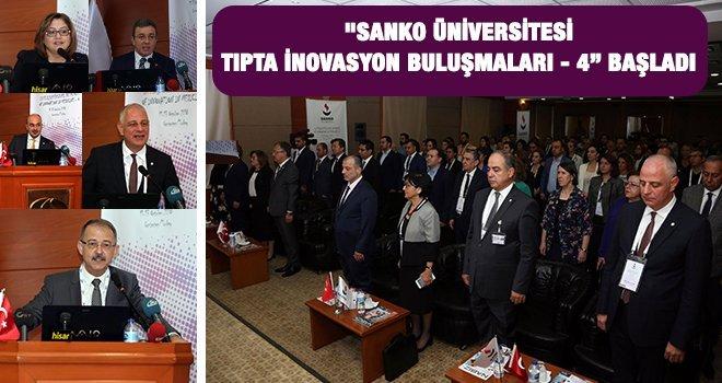 İnovasyon nabzı Sanko Üniversitesi'nde atıyor