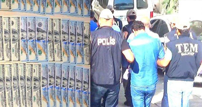 Irak ve Suriye'de silahlı eğitim alan 3 PKK şüphelisi, Gaziantep'te yakalandı