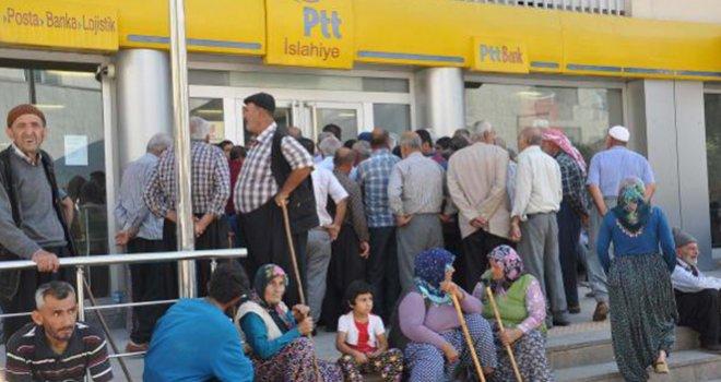 İslahiye'de 1300 aileye 100 lira bayram yardımı