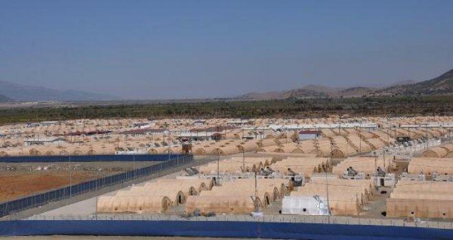 İslahiye'deki çadır kent boşaltılıyor