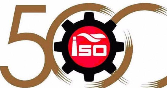 İSO 500'de Gaziantep rüzgarı…