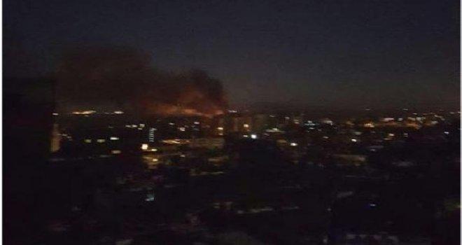 İsrail Suriye'de askeri havaalanı bombaladı