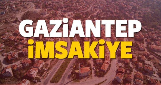İşte Gaziantep'in iftar ve sahur vakitleri